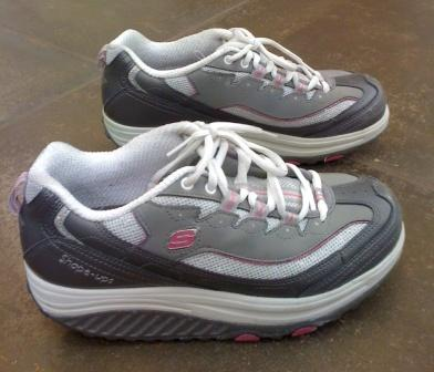 The Benefits of Shape-up Shoes   Macht
